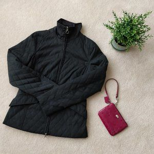 H&M Quilted FittedJacket Sz 6